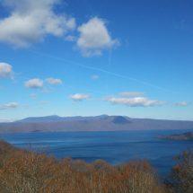 鹿角がら足伸ばして十和田湖さ行ってみだす。
