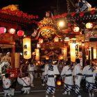 花輪ばやし、国の重要無形民俗文化財さ指定さいだす。