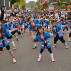 尾去沢の山神社の祭典やったす。
