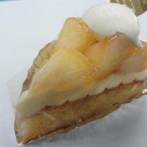 小田さんのケーキもらったす。