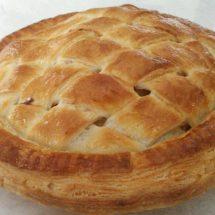 鹿角りんごパイ「極」ってあるす。