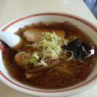 菅野食堂でラーメン食ってきたす。