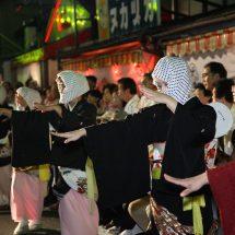 毛馬内盆踊りはじまるす!
