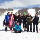 11月19日(木) 八幡平スキー場開きだす!